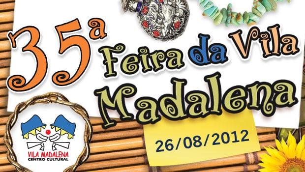 35a feira da vila madalena