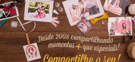 Compartilhe momentos Elo7