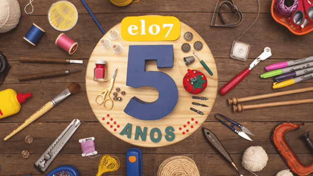 5 anos de Elo7: um selo artesanal