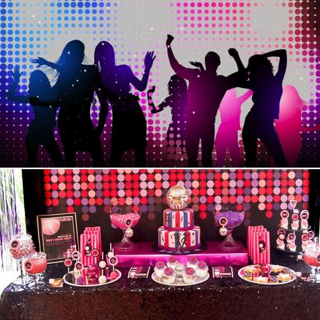 Temas para festas de adolescente