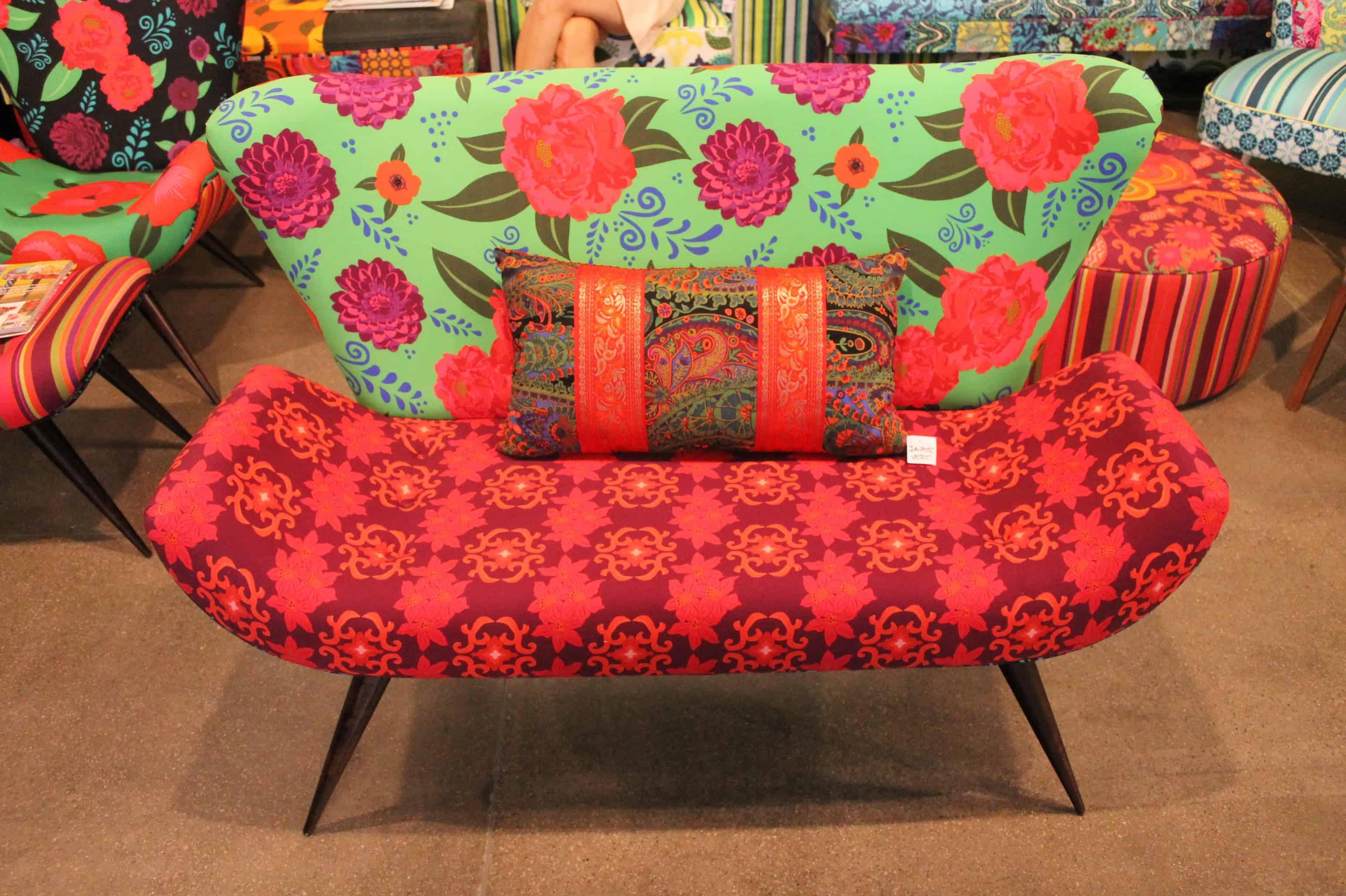 Poltrona Ana Morelli Color Home Design & Artisan