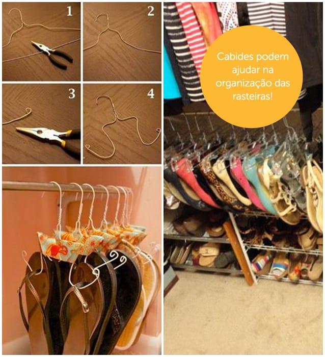organização-de-sapatos