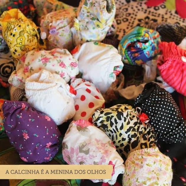 calcinhas artesanais