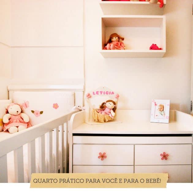 quarto bebe pequeno