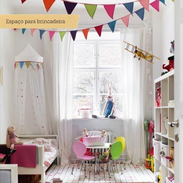 Estimule o seu bebê com quarto criativo