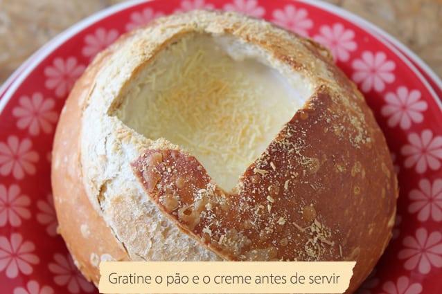 creme de queijo no pão italiano3