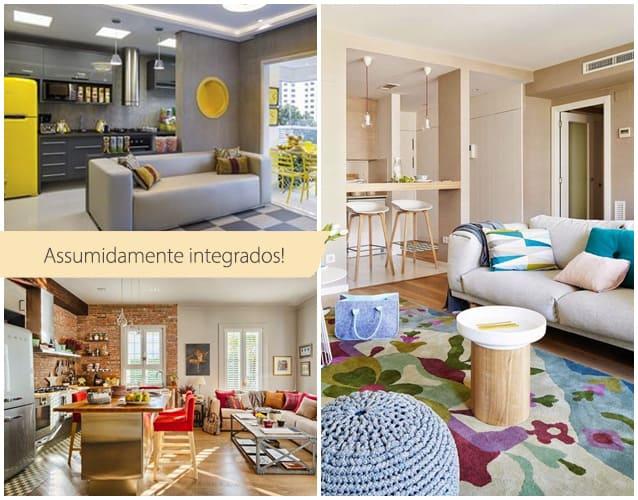 espaços integrados-