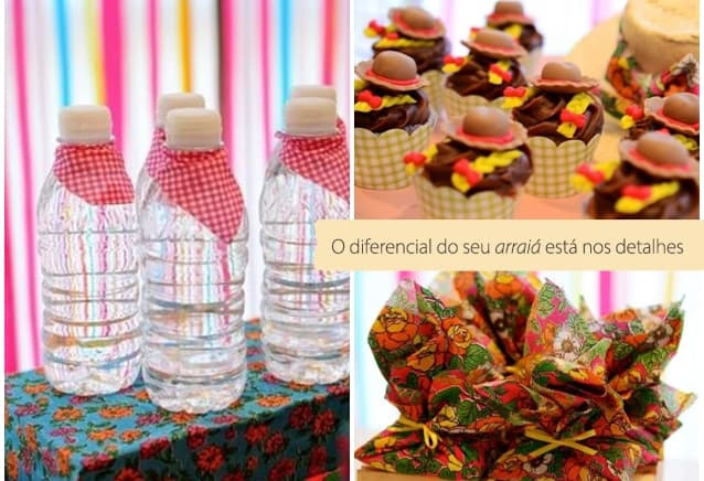 ideias festa junina-