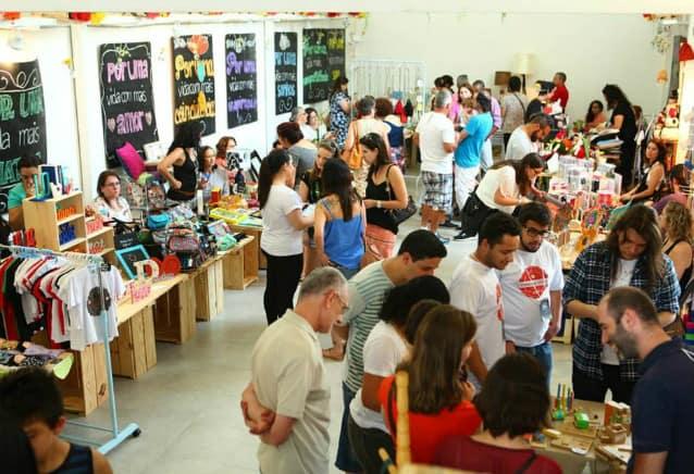 Experiências em bazares : Dicas de lojistas-1