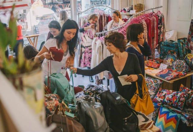 Experiências em bazares : Dicas de lojistas -2