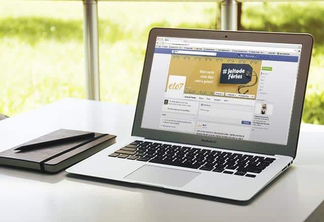 """Webseminário """"Como atrair clientes para a sua loja virtual com o Facebook"""""""