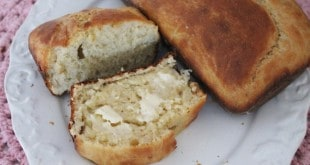 Pão caseiro de liquidificador sem sovar