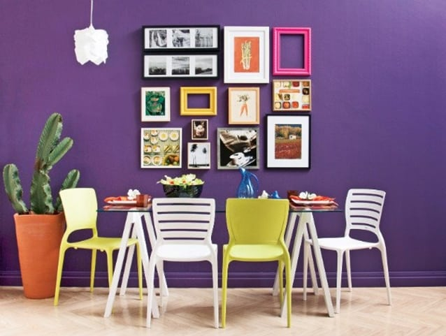 Como decorar sem furar a parede