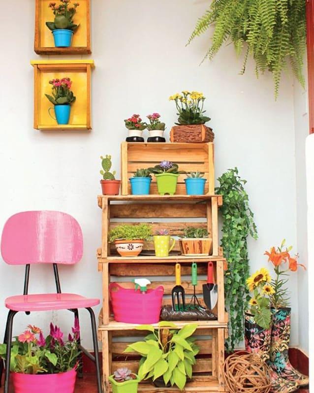 Ideias para deixar seu jardim inspirador