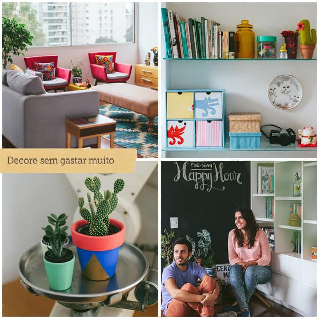 apartamento decorado