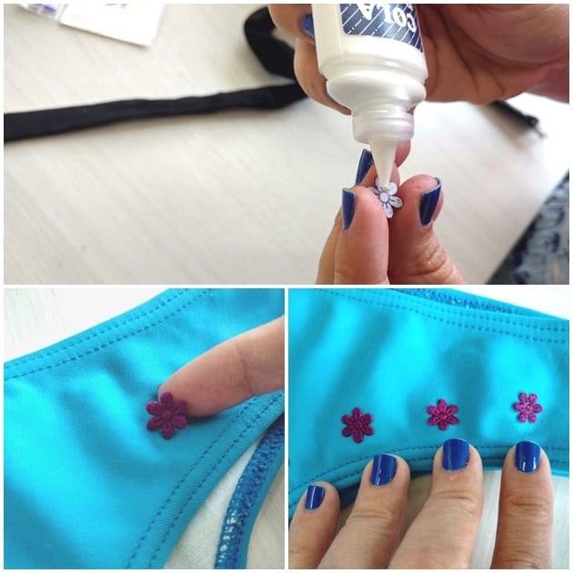 Como customizar biquíni