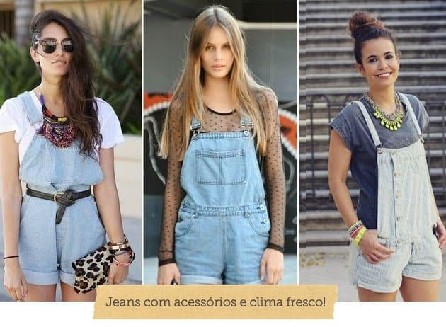 look jeans no verão