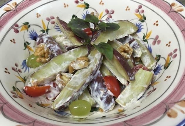 salada debatata doce