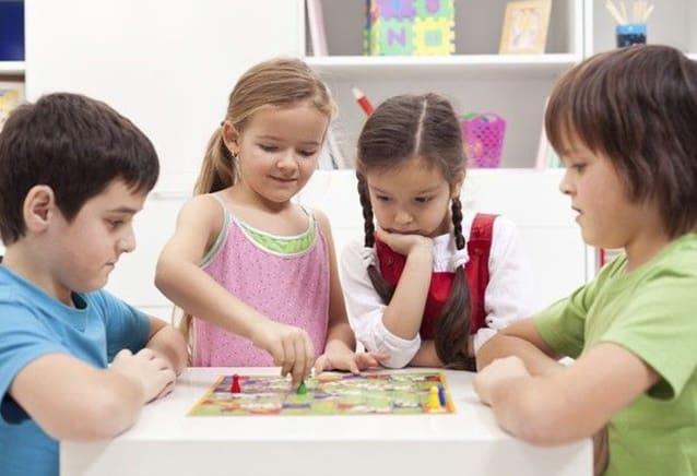 crianças tabulero capa