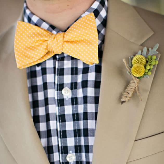 gravataborboleta