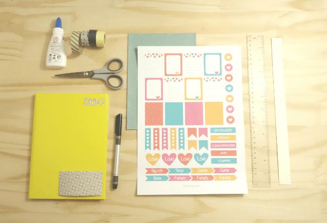 Planner: Agenda organizadora2