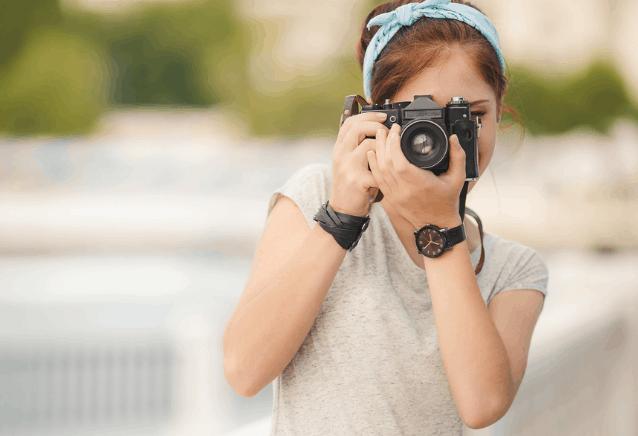 Como perder o medo de falar para a câmera