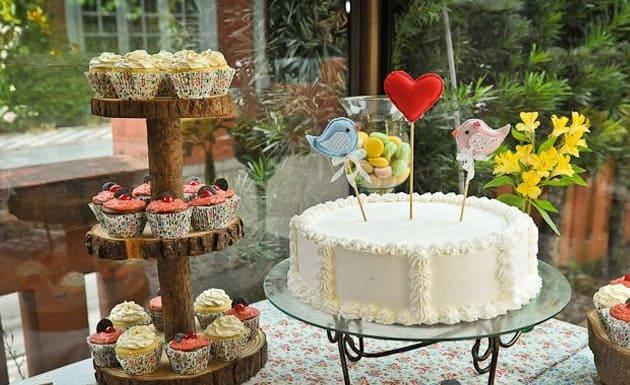 recepção de casamento civil 1