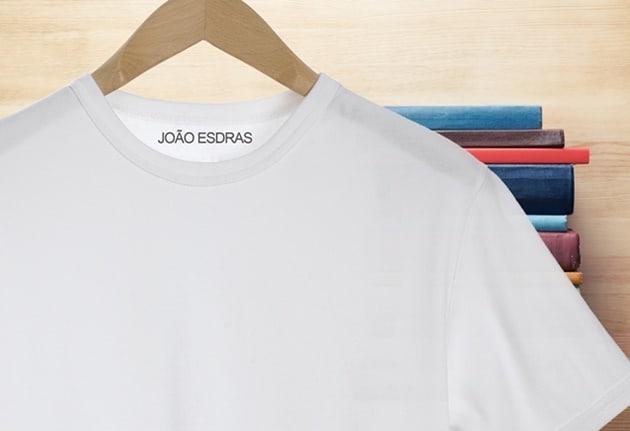 camiseta titulo