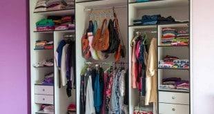 foto armário ideal
