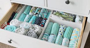 organizar o guarda-roupas