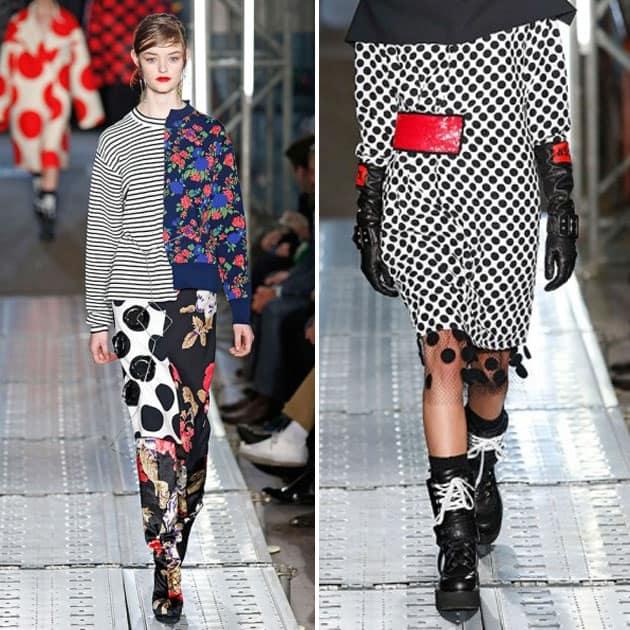 moda criativa nas passarelas