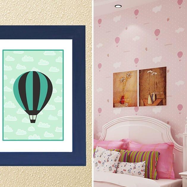 decoração com balões 3