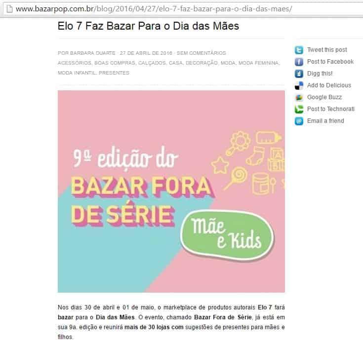bazarpop