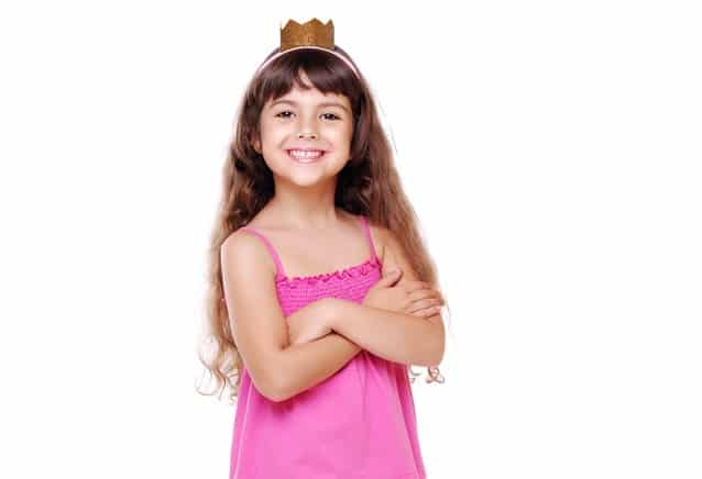 como fazer coroa para crianças elo7