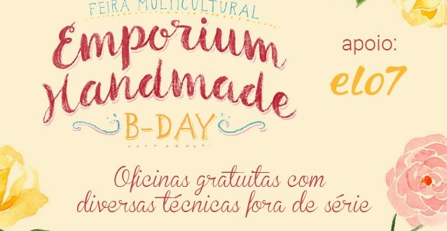 Emporium Handmade B-DAY