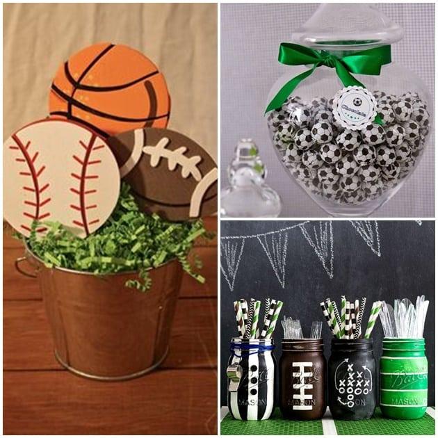 festa bolas esportivas -