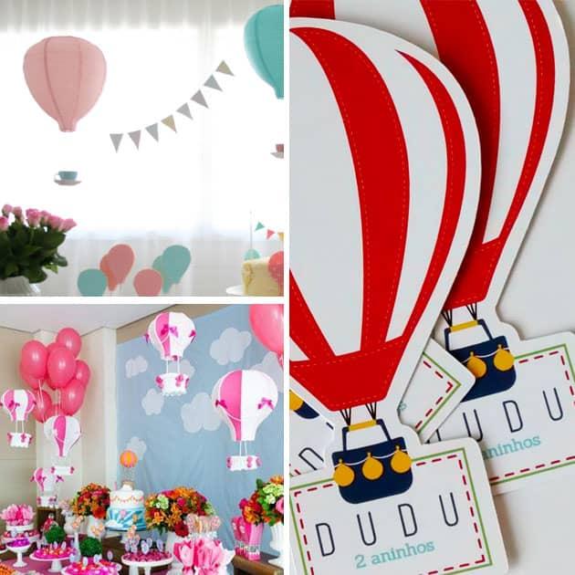 decoração com balões 2