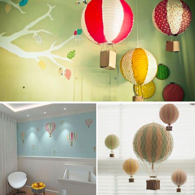 decoração com balões 1