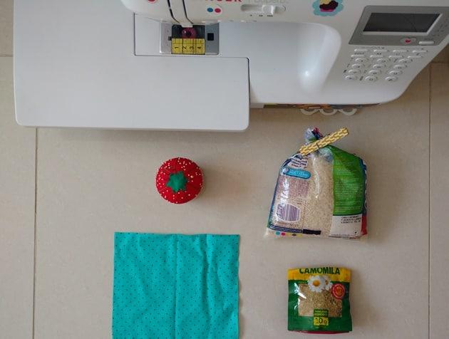 Bolsa anti-cólica materiais PAP Elo7