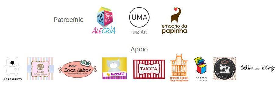 9 Bazar Fora de Série patrocinadores