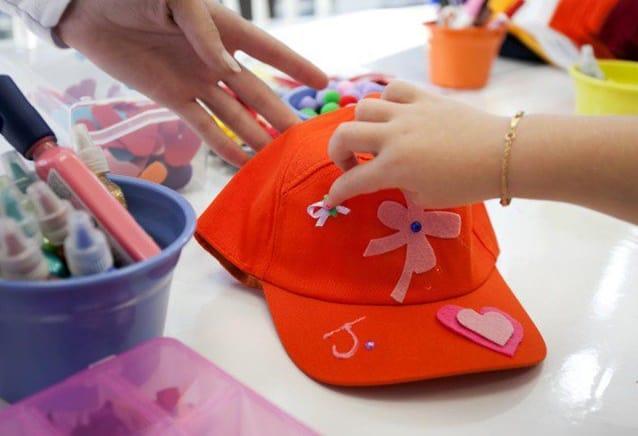 Criança e artesanato 2