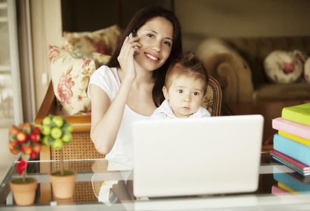 Produtividade para mães empreendedoras