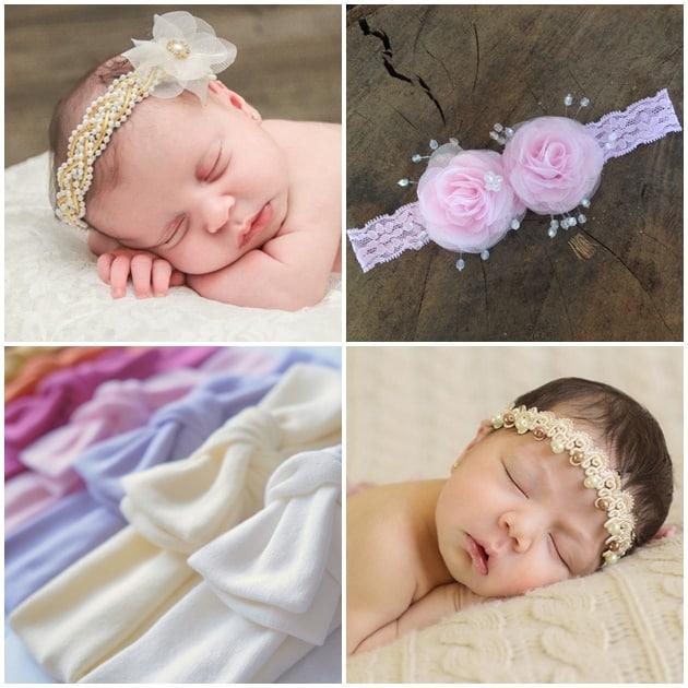 acessórios para bebês newborn