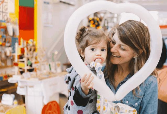 Jornada dupla para mães 1