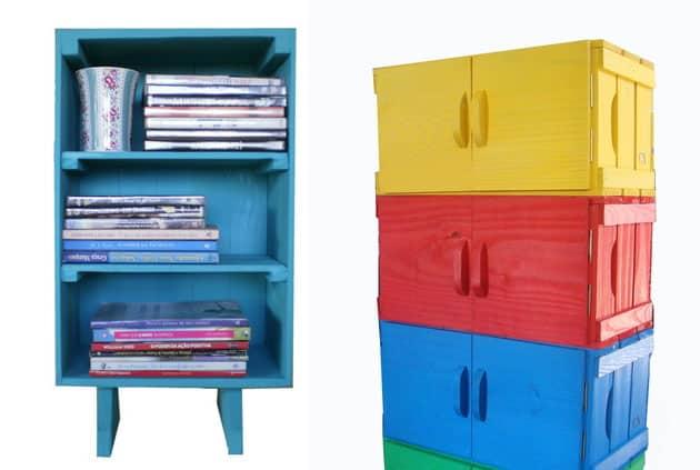Como organizar livros 2