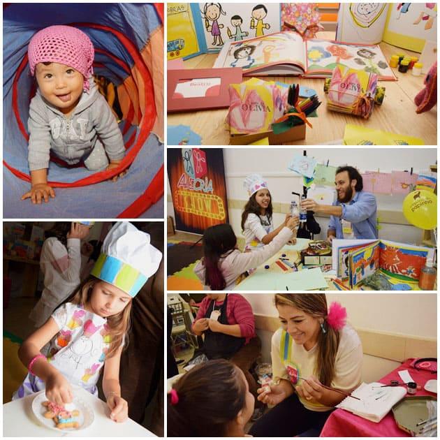9 Bazar Fora de Série espaço kids