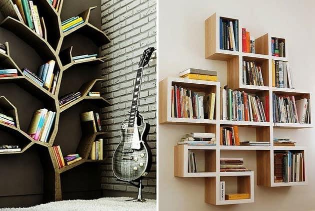 Como organizar livros 1