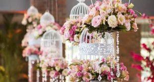 gaiolas na decoração uso