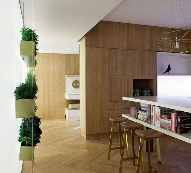 madeira na casa cor sp 2016