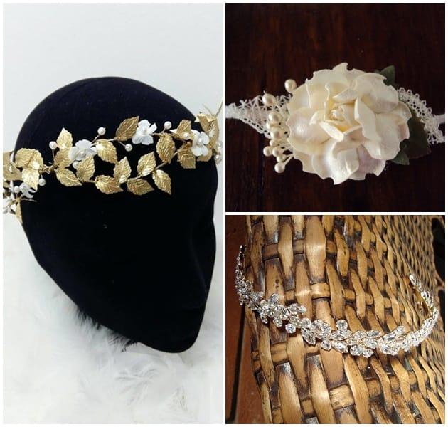 tiara ou arco